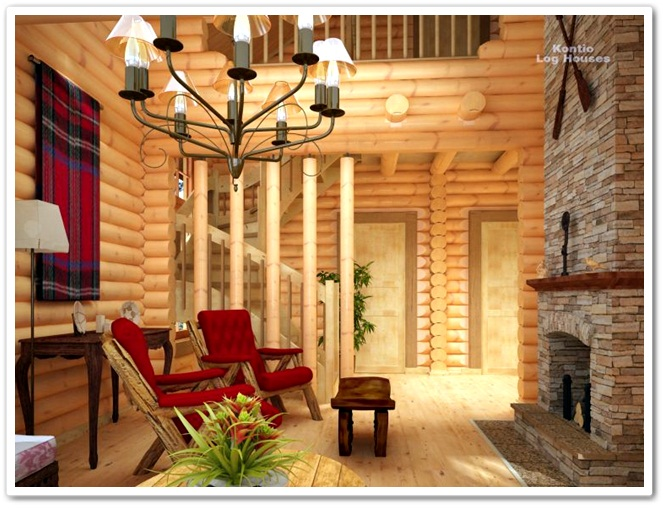 Round5 Log house Classic style 012