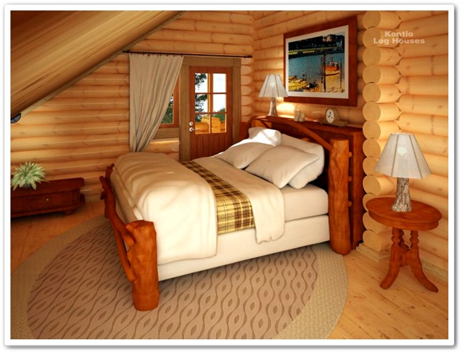 Round9 Log house Classic style 008
