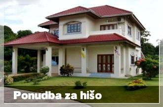 hiša zavarovanje