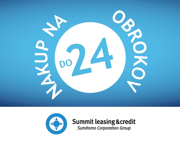 SUMMIT do 24 obrokov